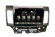 Штатная магнитола Phantom DVA-1071 K5022 для Mitsubishi Lancer X 2007-2013 (Android 7.1.1)