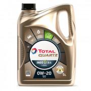 Моторное масло Total Quartz Ineo XTRA V-Drive 0w-20