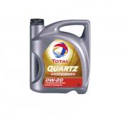 Моторное масло Total Quartz 9000 V-Drive 0w-20