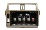 Штатная магнитола Phantom DVA-1071 K5002 для Toyota Land Cruiser Prado 150 2013-2017 (Android 7.1.1)