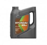 Оригинальное трансмиссионное масло Hyundai XTeer ATF SP-4 (30021958, 30021959)