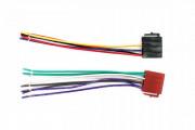 Переходник / адаптер Mystery AK ISO (Male / папа) для подключения электропитания и акустики к автомагнитолам