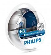 Комплект галогенных ламп Philips DiamondVision 12336DVS2 (H3)