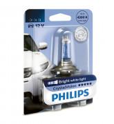 Philips Лампа галогенная Philips CrystalVision 12336CVB1 (H3)