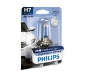 Лампа галогенная Philips CrystalVision 12972CVB1 (H7)