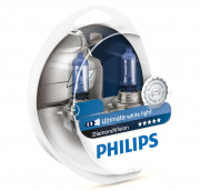 Комплект галогенных ламп Philips DiamondVision 12362DVS2 (H11)