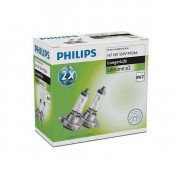 Комплект галогенных ламп Philips LongerLife 12972ELC2 (H7)