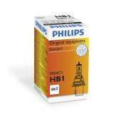 Philips Лампа галогенная Philips Standard 9004C1 (HB1)