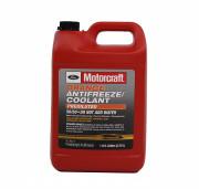 Оригинальная охлаждающая жидкость (антифриз) Ford Motorcraft Orange Prediluted Antifreeze / Coolant (VC-3DIL-B)