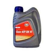 Жидкость для АКПП Gulf ATF DX III