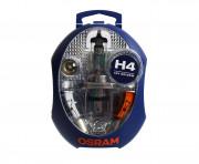 Комплект галогенных ламп Osram ALB (H4, P21W, PY21W, P21/5W, R5W, W5W)