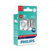 Комплект светодиодов Philips Ultinon LED (P21/5W / BAY15D) 11499ULRX2