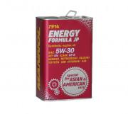 Моторное масло Mannol Energy Formula JP 5w-30