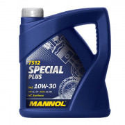 Моторное масло Mannol 7512 Special Plus 10w-30