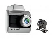 Автомобильный видеорегистратор Celsior DVR CS-119 HD GPS