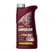 Трансмиссионное масло Mannol 8109 Unigear 75w-80 GL-4 / GL-5