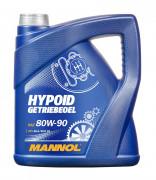 Трансмиссионное масло Mannol 8106 Hypoid Getriebeoel 80w-90 GL-4 / GL-5 LS