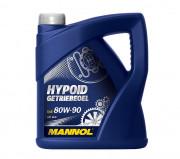 Трансмиссионное масло Mannol Hypoid Getriebeoel 80w-90 GL-5