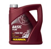 Трансмиссионное масло Mannol Basic Plus 75w-90 GL-4+