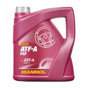 Жидкость для АКПП и ГУР Mannol 8203 ATF-A PSF