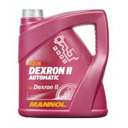 Жидкость для АКПП и ГУР Mannol 8205 Dexron II Automatic