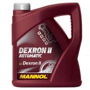 Жидкость для АКПП и ГУР Mannol Dexron II Automatic