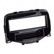 Переходная рамка ACV 281040-15 для Citroen C1 / Peugeot 108 / Toyota Aygo 2014+, 1DIN