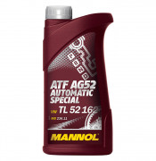 Жидкость для АКПП Mannol ATF AG52 Automatic Special