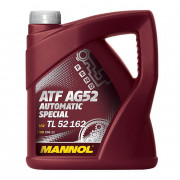 Рідина для АКПП Mannol ATF AG52 Automatic Special