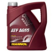 Жидкость для АКПП Mannol ATF AG55
