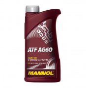 Жидкость для АКПП Mannol ATF AG60