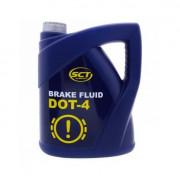 Тормозная жидкость SCT Brake Fluid DOT 4