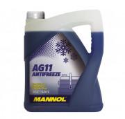 Антифриз Mannol Antifreeze AG11 -40 (синего цвета)