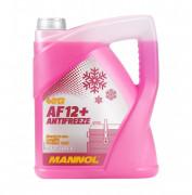 Антифриз Mannol 4012 Antifreeze AF12+ -40 (красного цвета)