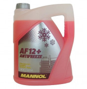 Антифриз Mannol Antifreeze AF12+ -40 (красного цвета)