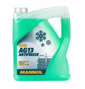 Антифриз Mannol 4013 Antifreeze AG13 -40 (зеленого цвета)