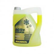 Антифриз Mannol Antifreeze AG13+ Advanced -40 (желтого цвета)