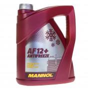 Антифриз Mannol Longlife Antifreeze AF12+ (концентрат красного цвета)