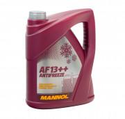 Антифриз Mannol Antifreeze AG13++ High-performance (концентрат фиолетового цвета)