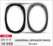 Комплект универсальных подиумов / проставок для динамиков Carav 14-050 в задние двери