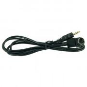 AUX-адаптер AWM 100-01 для подключения аудиоисточников к магнитолам Alpine, JVC