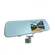 Зеркало заднего вида с монитором, видеорегистратором и камерой заднего вида Cyclone MR-53