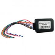 Универсальный Can-Bus адаптер для подключения кнопок на руле Clayton Can 600 Universal