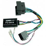 Can-Bus адаптер для подключения кнопок на руле AWM FO-0414 (Ford Fiesta, Focus, Fusion, C-max, Galaxy, Mondeo, S-max, Transit, K
