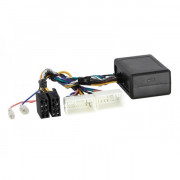 Адаптер для подключения кнопок на руле и штатного усилителя AWM HY-1011A (Hyundai ix35, i40, Tucson, Sonata)