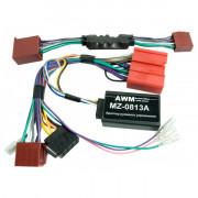 Can-Bus адаптер для подключения кнопок на руле и штатного усилителя AWM MZ-0813A (Mazda 6 2013+, CX-5 2013+, CX-7 2008-2012)