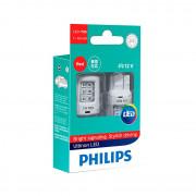 Комплект светодиодов Philips Ultinon LED (W21/5W) 11066ULRX2