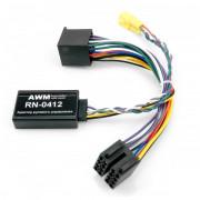 Can-Bus адаптер для подключения кнопок на руле AWM RN-0412 (Renault Clio, Megane, Scenic, Laguna, Modus, Twingo, Trafic)
