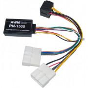 Адаптер для подключения кнопок на руле AWM RN-1500 (Renault Trafic, Master 2015+)