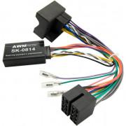 Can-Bus адаптер для подключения кнопок на руле AWM SK-0814 (Skoda Octavia, Superb, Fabia, Rapid, Yeti)